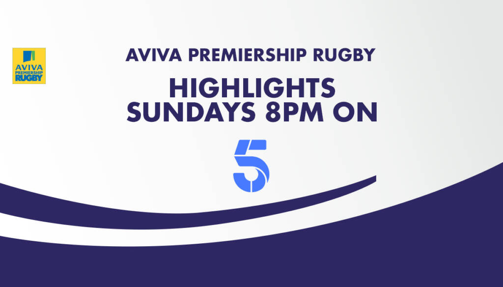Aviva Premiership Highlights on 5