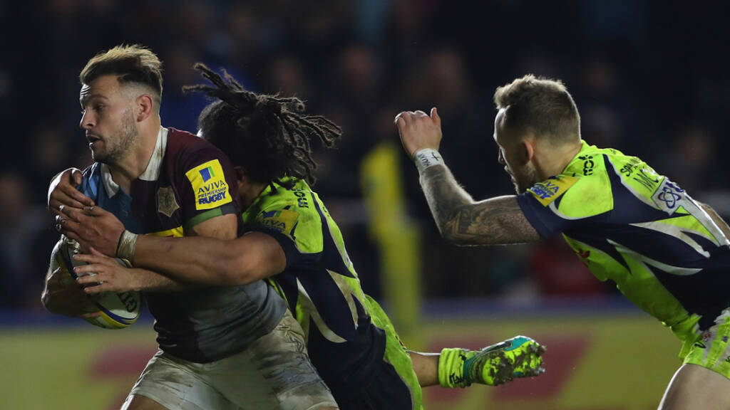 Round 6 Preview: Harlequins v Sale Sharks
