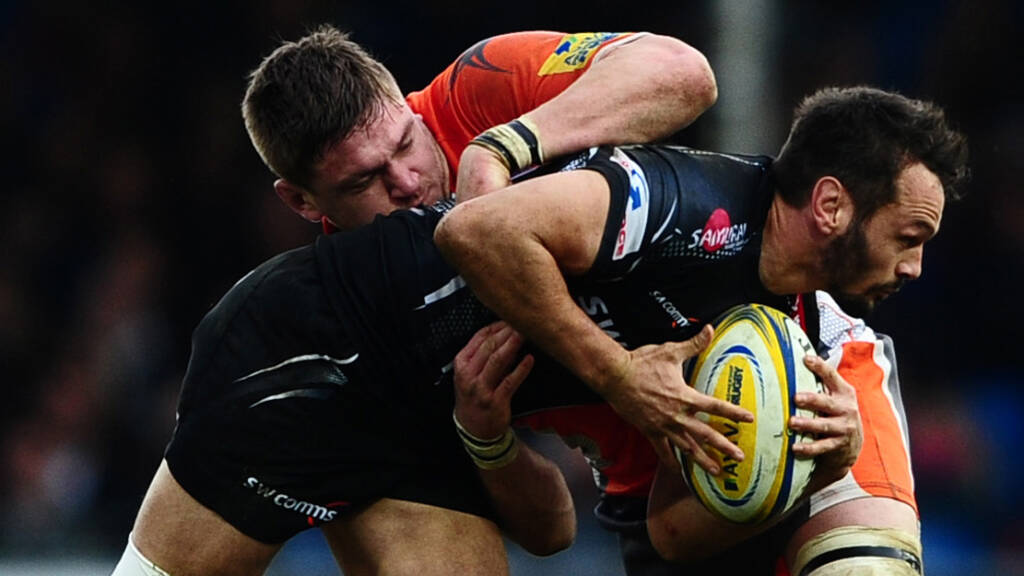 Round 6 Preview: Exeter Chiefs v Newcastle Falcons