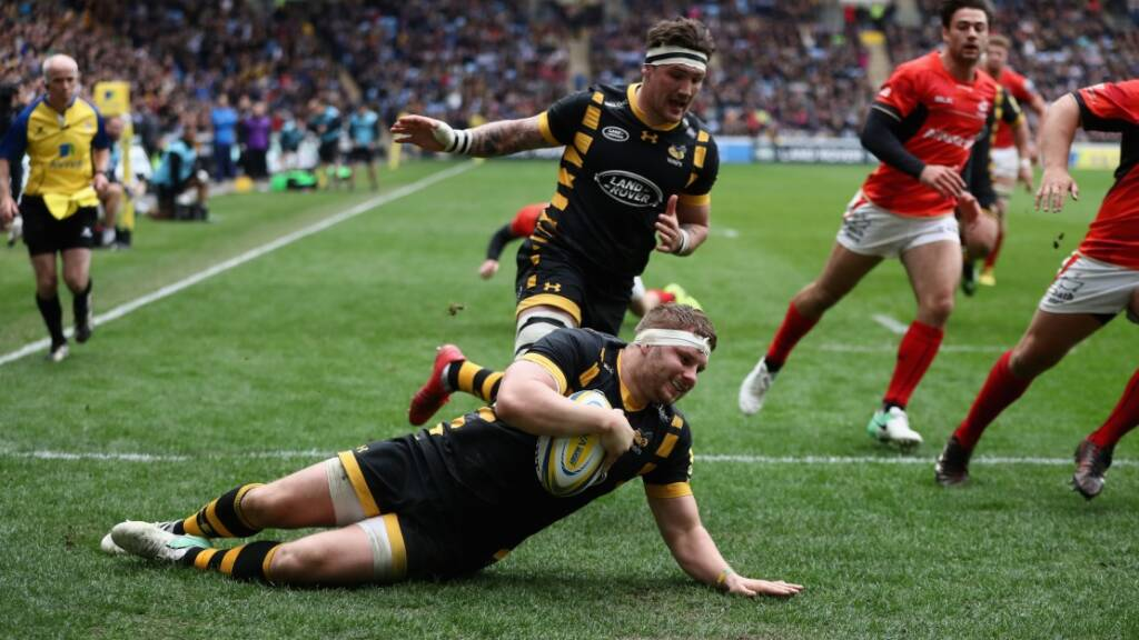 Young targets major Wasps improvement to end Saracens unbeaten home run
