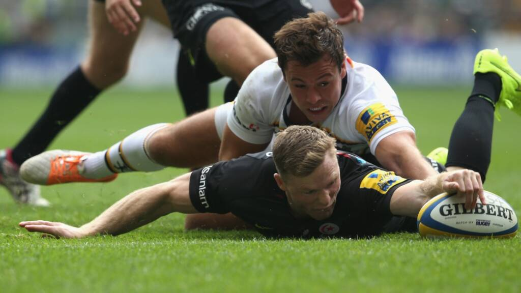 Throwback Thursday: Five of the best clashes between Saracens and Wasps