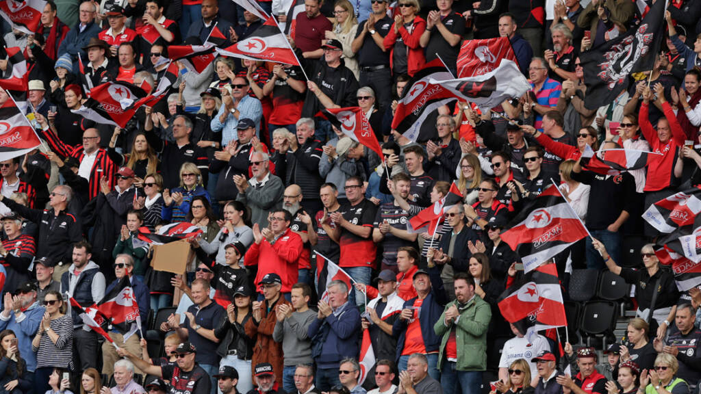 Saracens vs Wasps – Sold Out