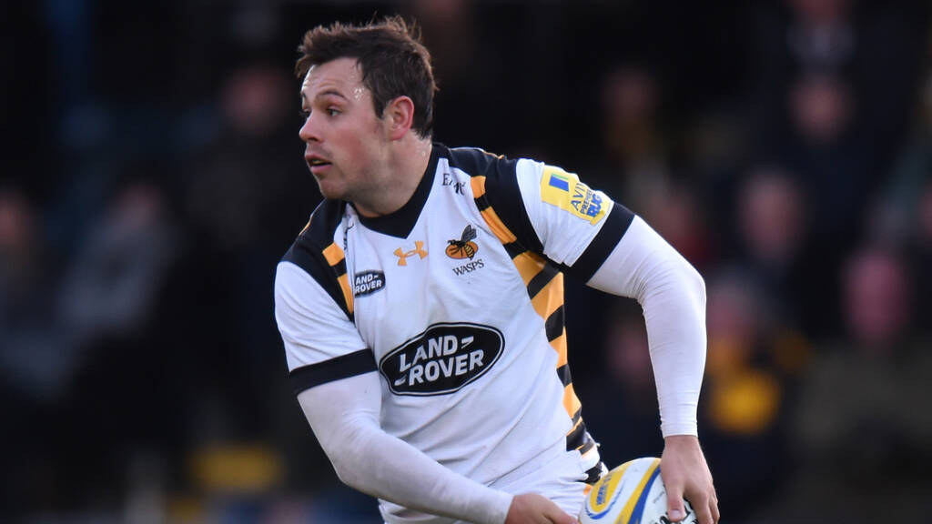 Wasps name team to play Saracens