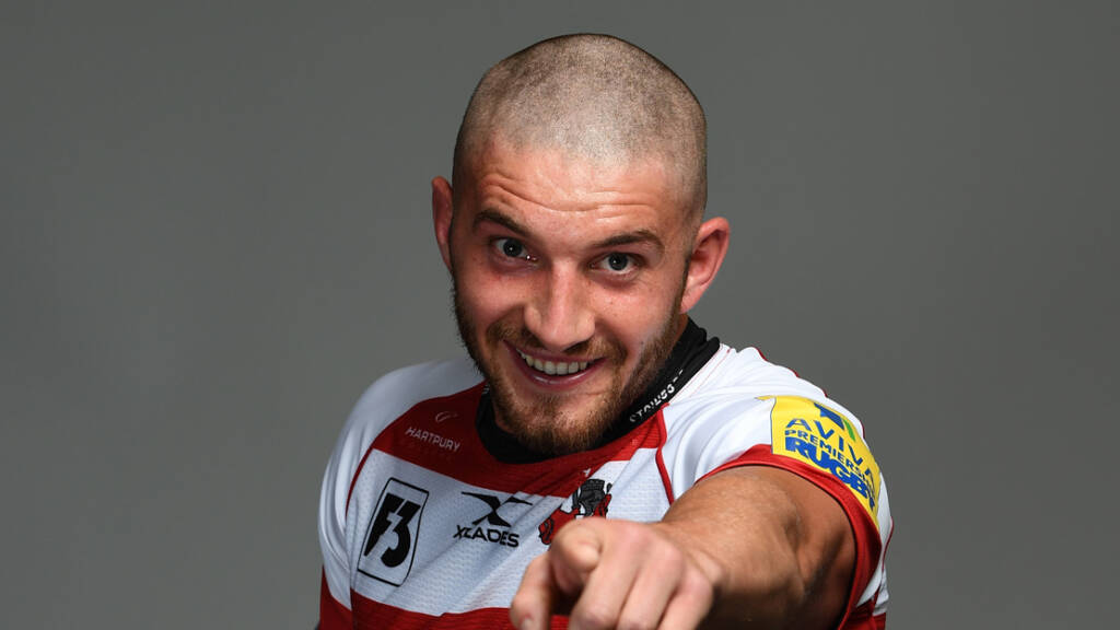 Owen Williams to make first start as Gloucester Rugby welcome Northampton Saints to Kingsholm