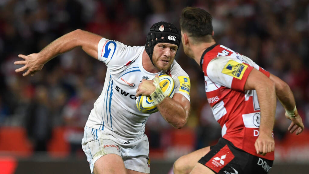 Exeter Chiefs name side to face Newcastle Falcons