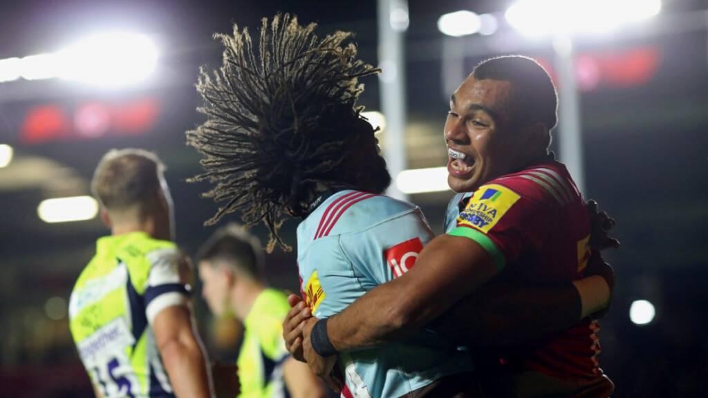 Match Reaction: Harlequins 42 Sale Sharks 26