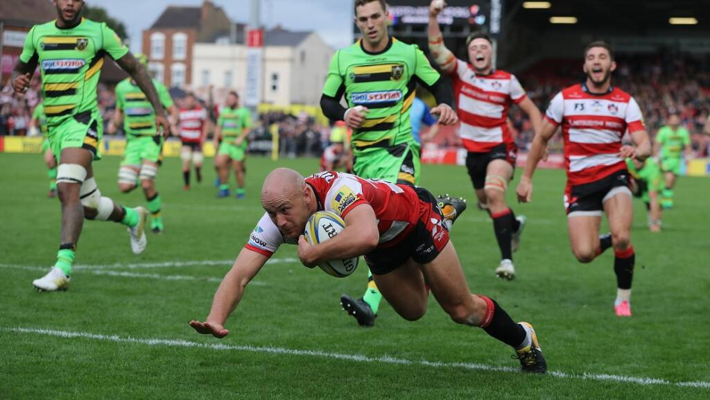 Match Report: Gloucester Rugby 29 Northampton Saints 24