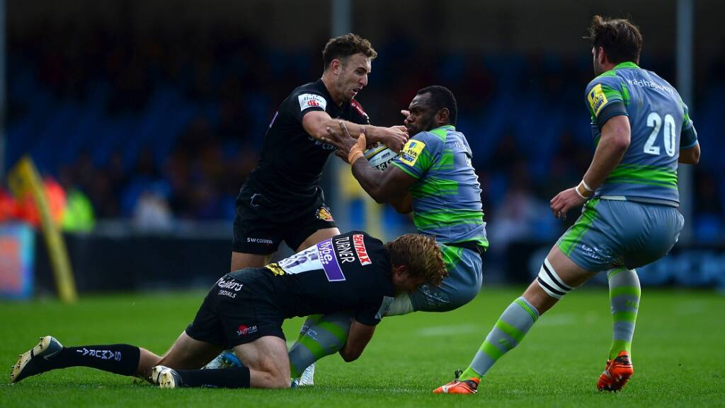 Match Reaction: Exeter Chiefs 34 Newcastle Falcons 24
