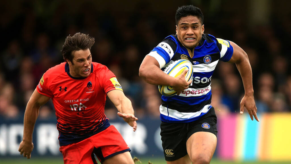 Bath v Worcester Warriors