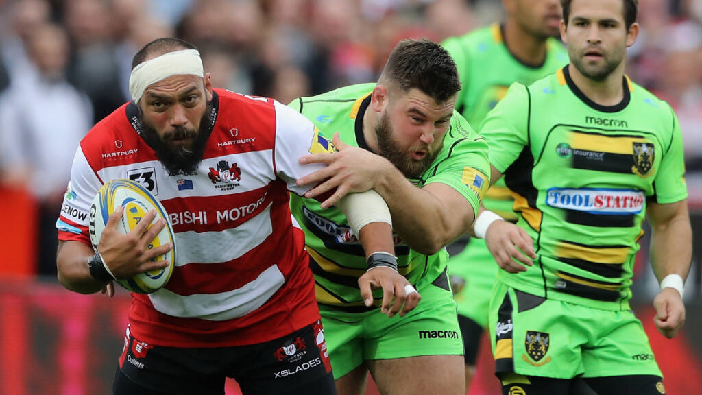 Gloucester Rugby v Northampton Saints