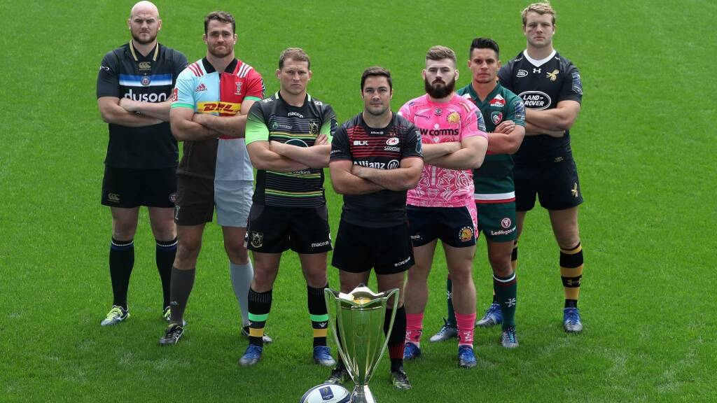All-Aviva Premiership Rugby clash to feature on BT Sport in European openers