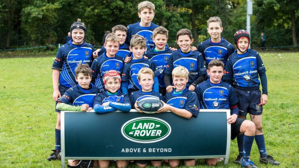Macclesfield and Warrington youngsters heading to Twickenham after Land Rover Premiership Rugby Cup performances