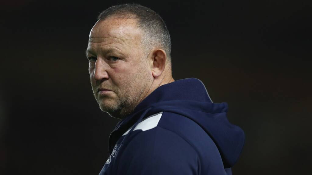 Steve Diamond confirms Sale Sharks' Josh Beaumont out for three months