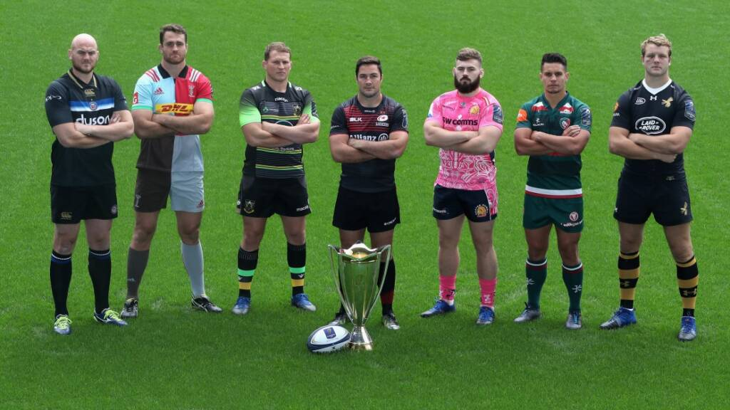 All-Aviva Premiership Rugby clash to be officiated by Pascal Gauzère in European openers