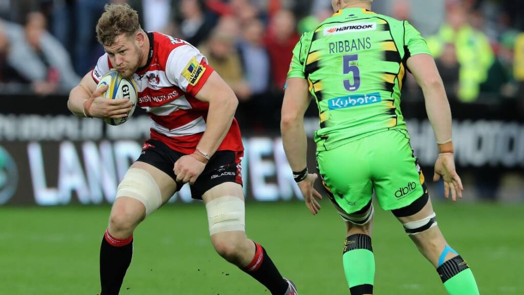 Gloucester Rugby ring the changes for European opener at Pau