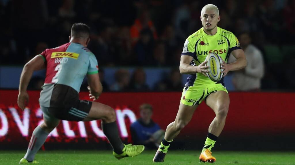 Diamond excited by De Klerk-O'Connor axis for Sale Sharks