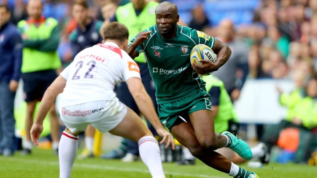 Ojo to skipper London Irish's European return