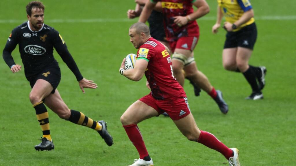 Harlequins make three changes for European Rugby Champions Cup opener