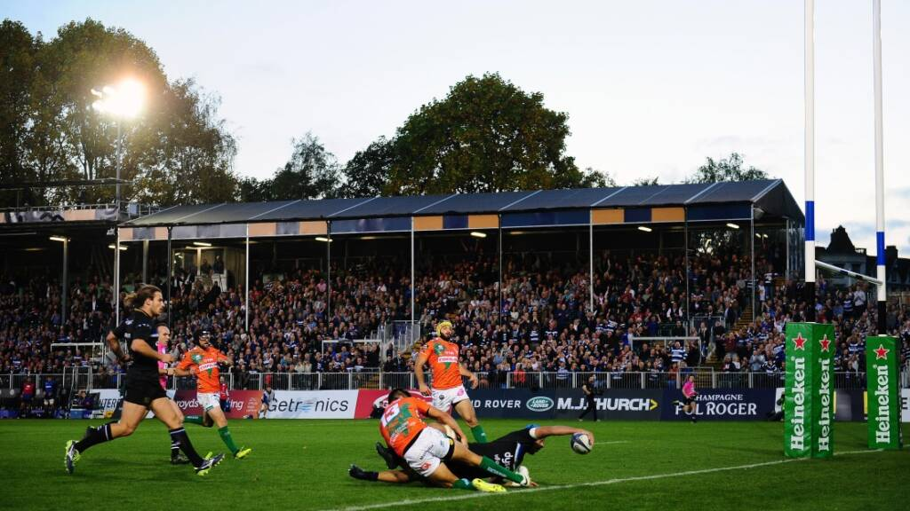 European round-up: Exeter Chiefs edge cracker and Worcester Warriors win big