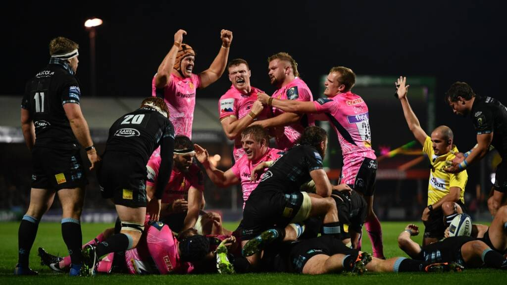 Exeter Chiefs' quest for the knockout stages headlines televised Champions Cup action