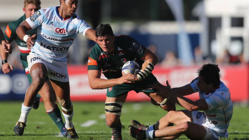 Leicester Tigers' Mike Williams suspended for one week