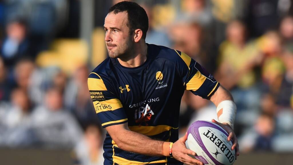 Jono Lance set for first Worcester Warriors start in Connacht