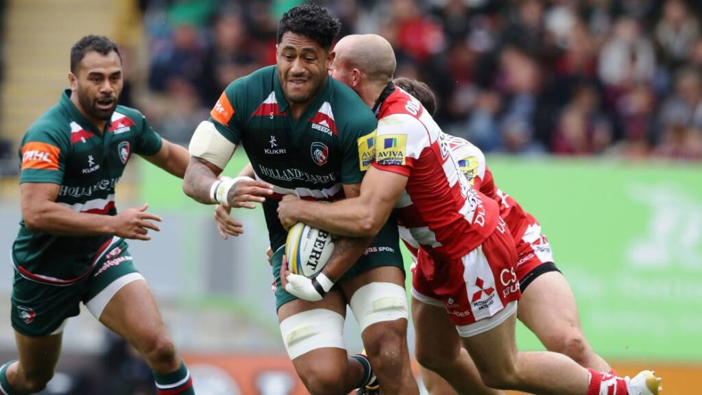 Leicester Tigers team news for European Champions Cup