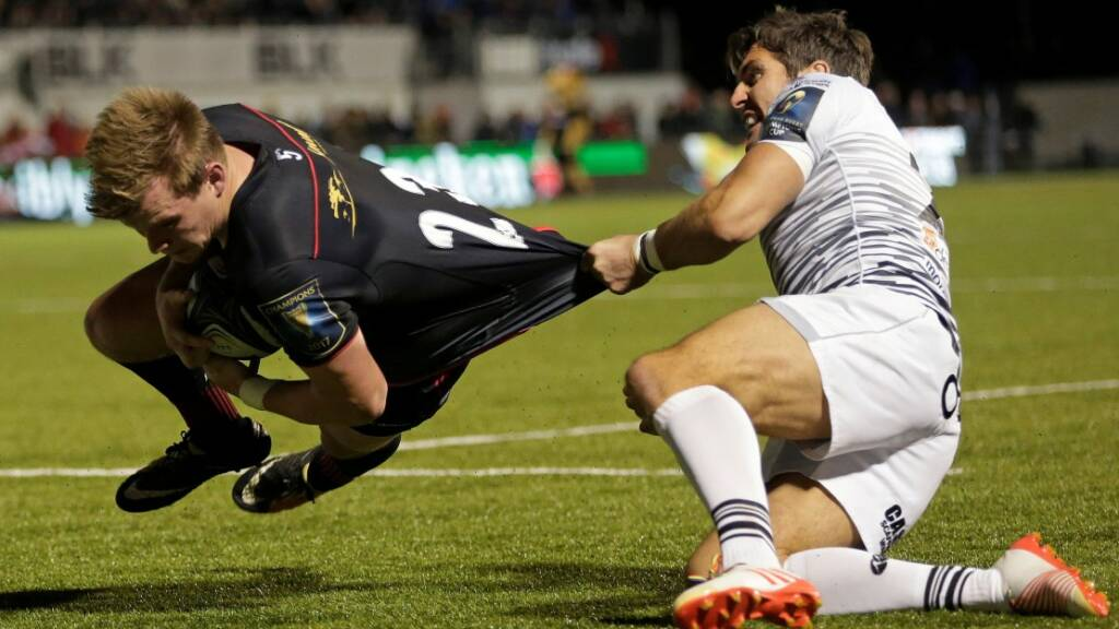 European round-up: Saracens stay perfect