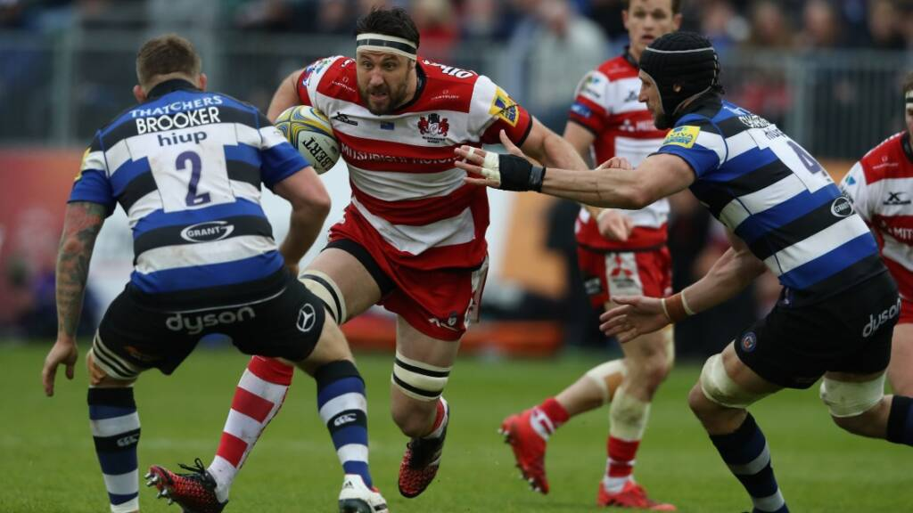 David Humphreys and Todd Blackadder prepared for Gloucester-Bath rivalry
