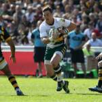 Capacity crowd expected at the Franklin's Gardens as Wasps travel to Northampton Saints