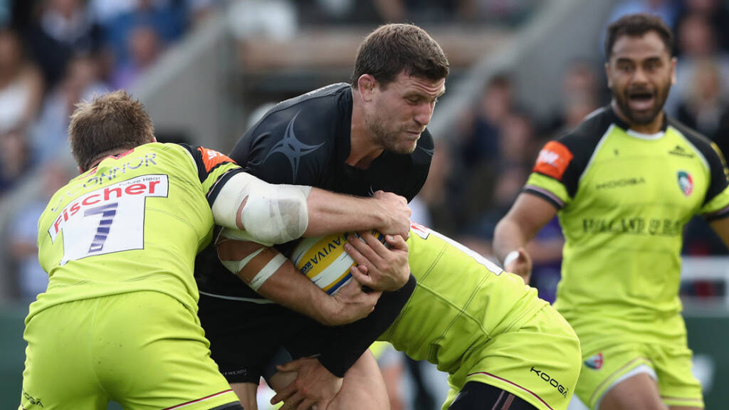 Round 7 Preview: Newcastle Falcons v Leicester Tigers