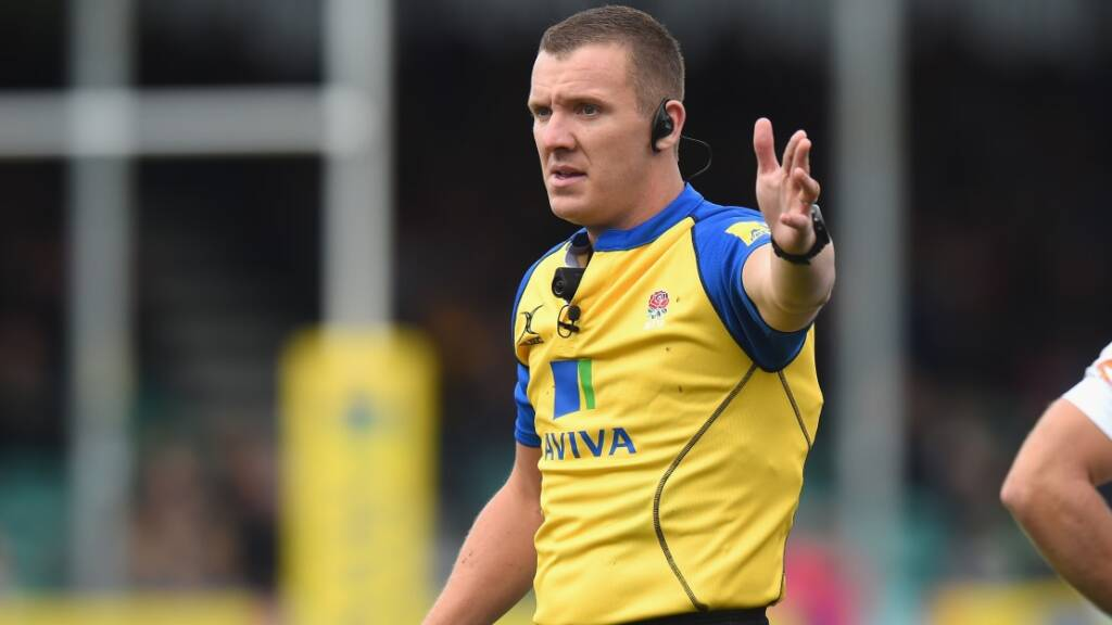 Foley the man in the middle for Midlands derby