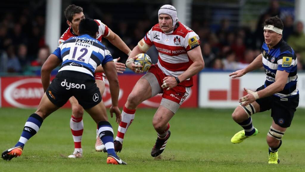 Gloucester Rugby name team for Friday's European showdown against Pau