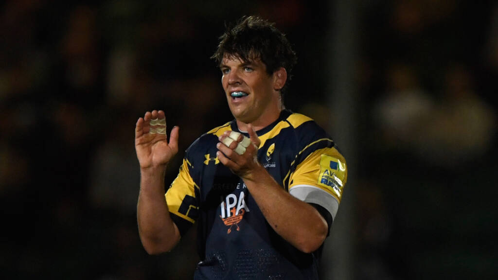 O'Callaghan to captain Worcester Warriors in Sixways finale