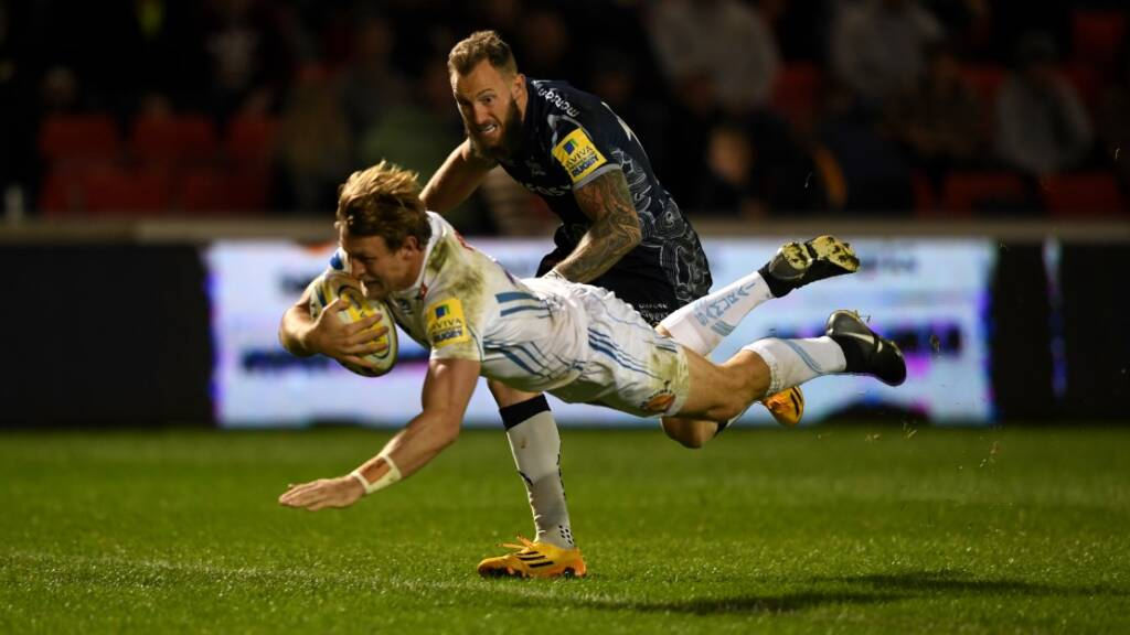 Match Report: Sale Sharks 6 Exeter Chiefs 10