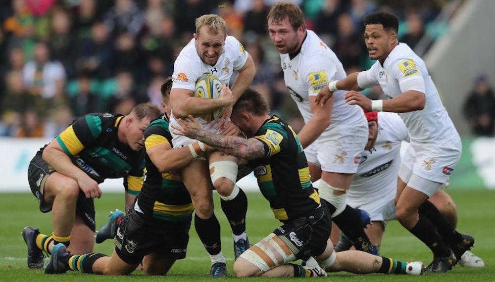 Match Reaction: Northampton Saints 22 Wasps 38