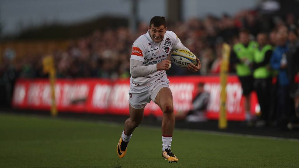 Match Report: Newcastle Falcons 13 Leicester Tigers 30
