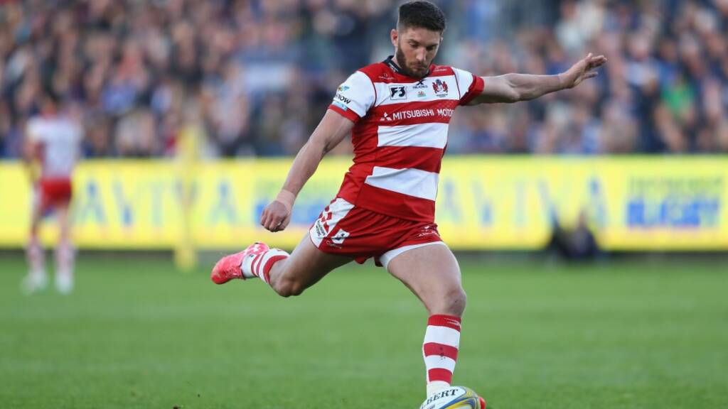 Match Report: Bath Rugby 21 Gloucester Rugby 22