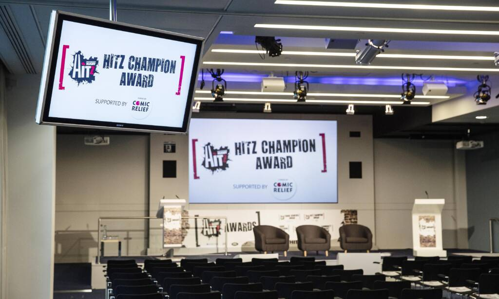 Nominees announced for HITZ Champion award