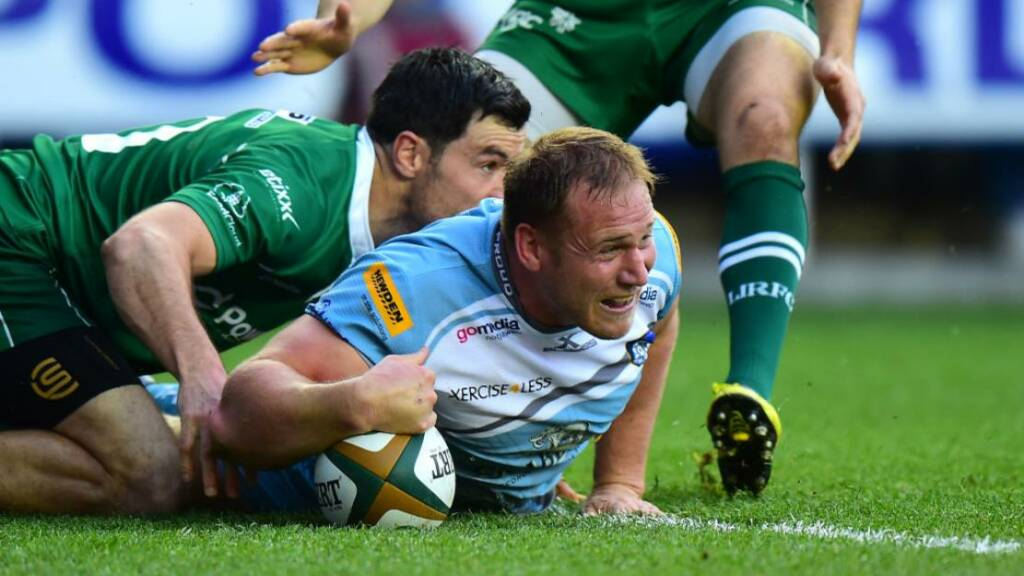 Harlequins sign Mike Mayhew on three-month loan