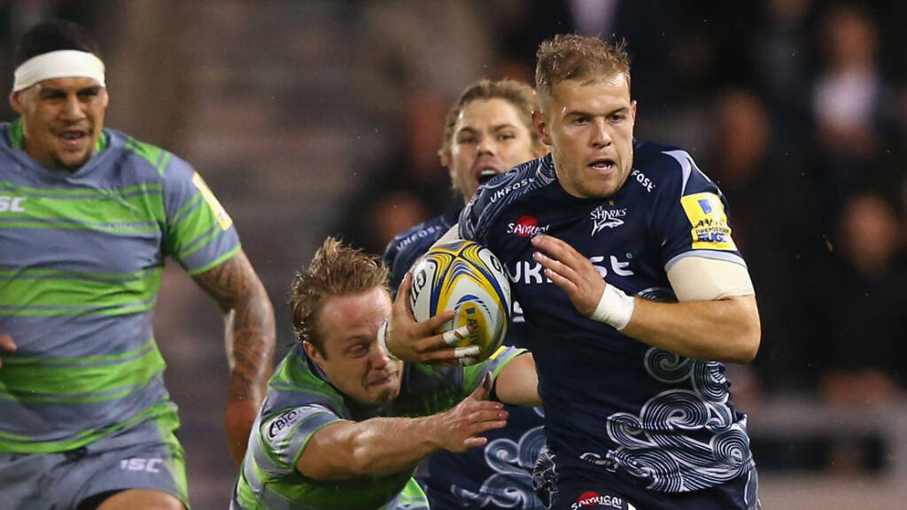 Will Addison to leave Sale Sharks