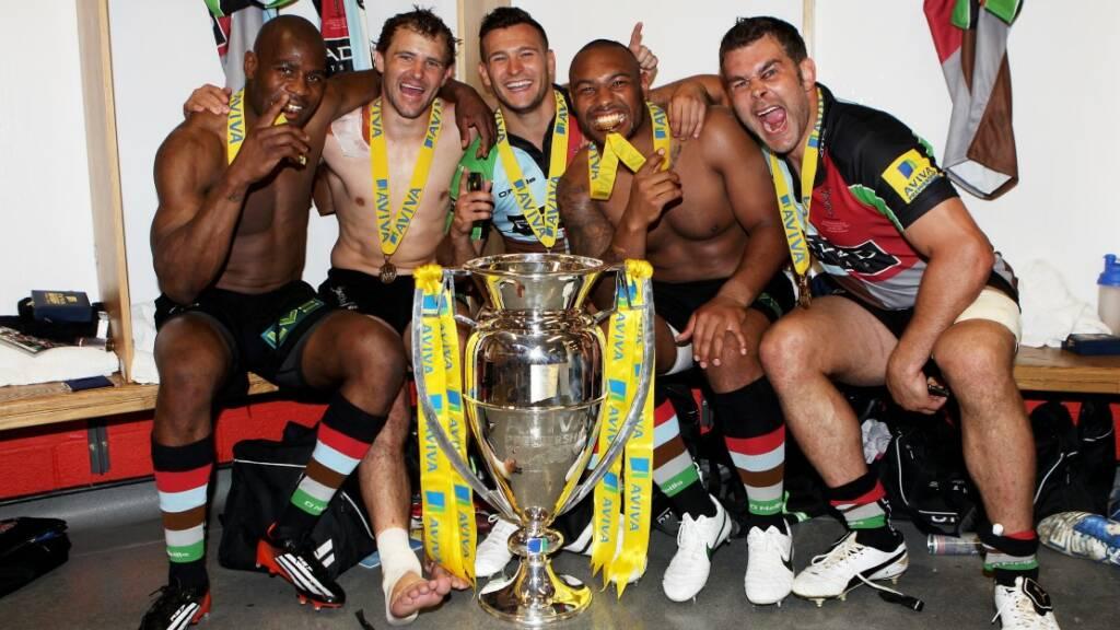 Aviva Premiership Rugby Final memories: Nick Easter