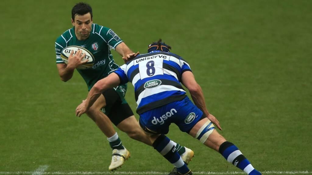 Match Report: London Irish 22 Bath Rugby 26