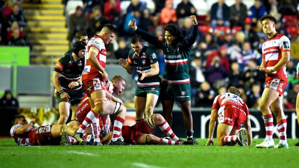 Match Report: Leicester Tigers 26 Gloucester Rugby 24