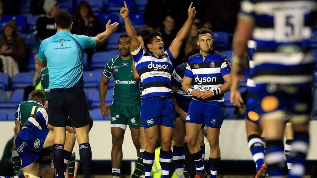 Match Reaction: London Irish 22 Bath Rugby 26