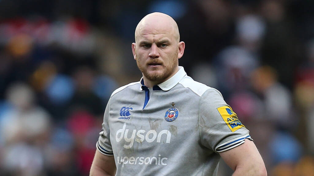 Garvey to make 100th appearance for Bath Rugby against Leicester Tigers