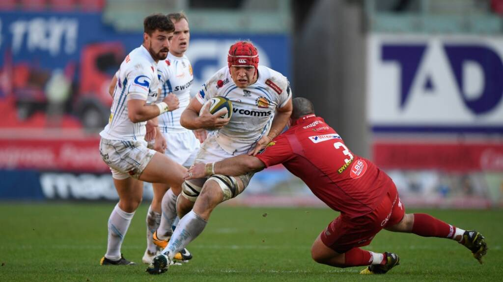 Match Report: Scarlets 0 Exeter Chiefs 40
