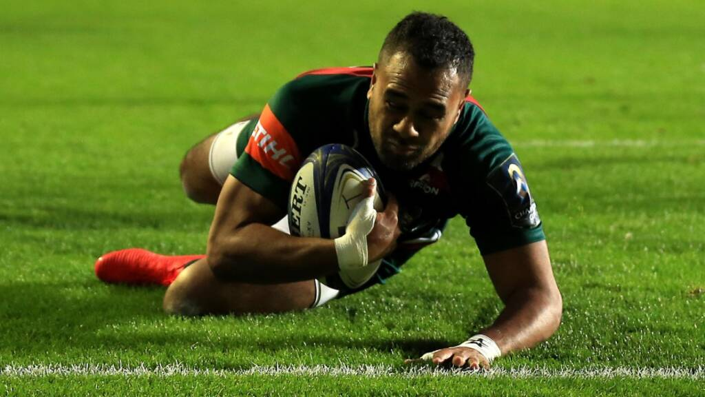 Five stars extend their stay with Leicester Tigers