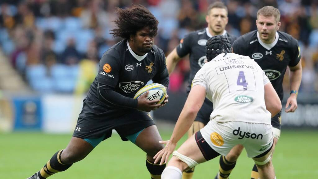 Ashley Johnson signs new contract with Wasps