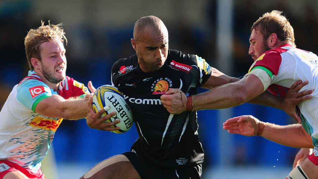 Round 8 Preview: Exeter Chiefs v Harlequins